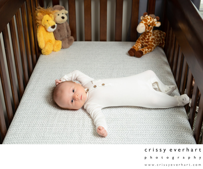 Chester County Newborn Photographer- In Home Shoot