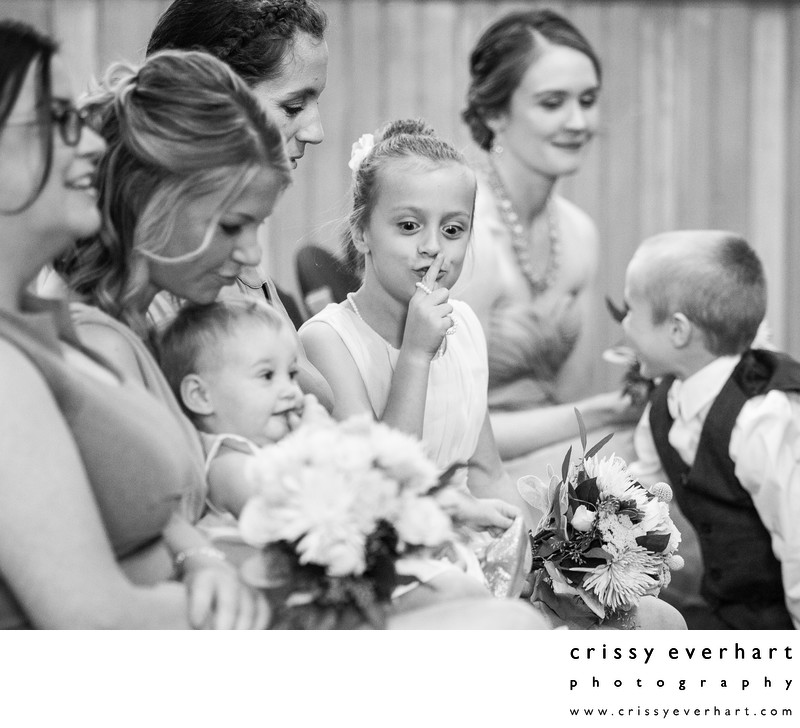 Newtown Wedding Photographer - Church of St Andrew