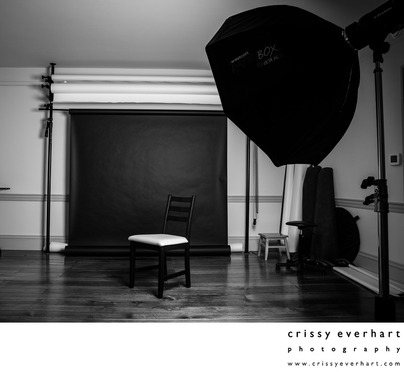 Portrait Studio at Historic Sugartown in Malvern