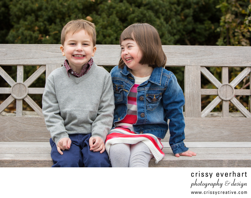 Kennett Square Children's Portrait Photographer