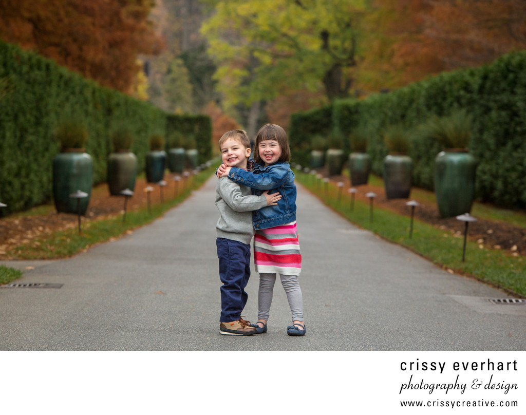 Photography at Longwood Gardens, Chester County