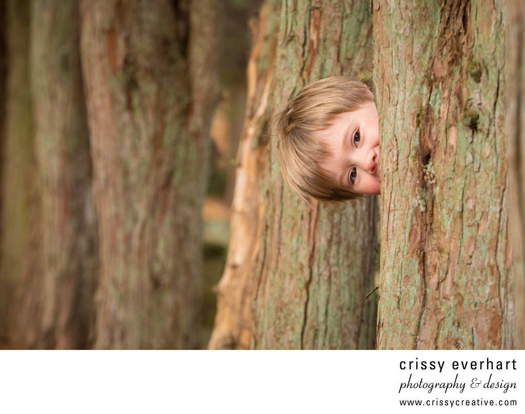 Silly Kid! Playful, Fun Portraits with Personality