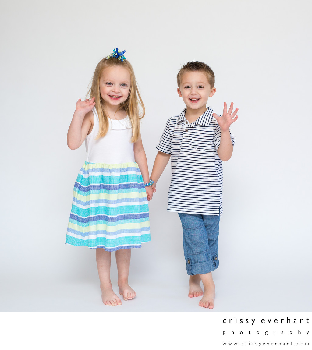 Sibling Photos - Chester County Portrait Studio