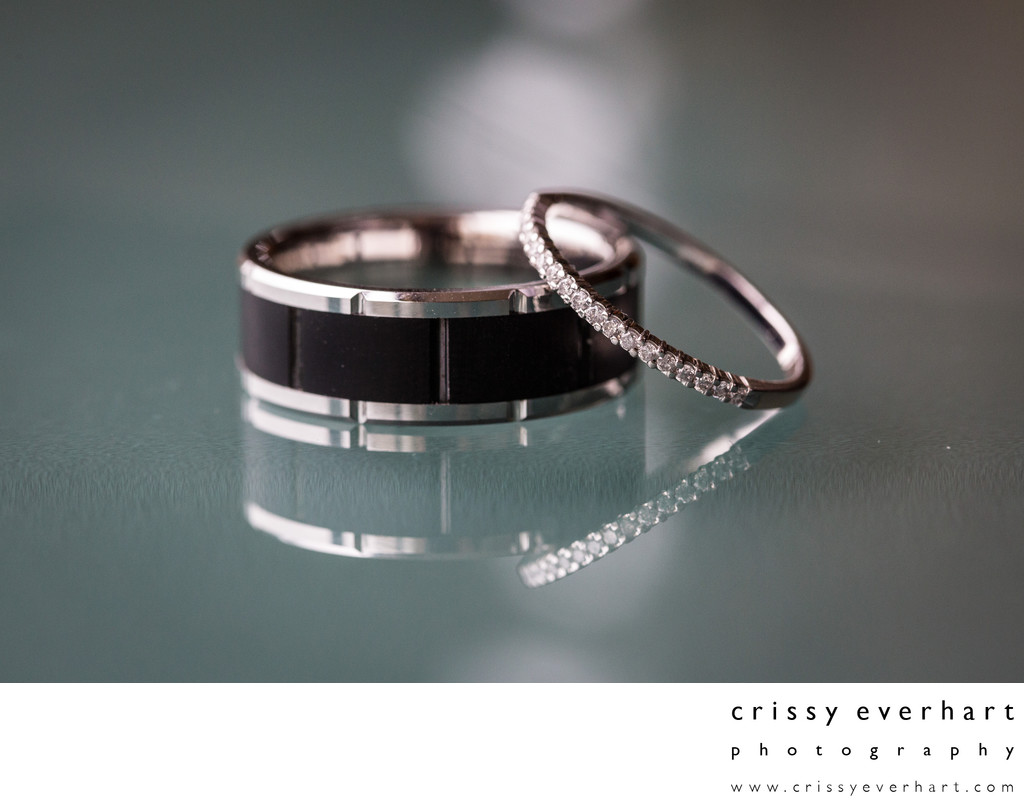 New Jersey Wedding Photographer - Wedding Bands