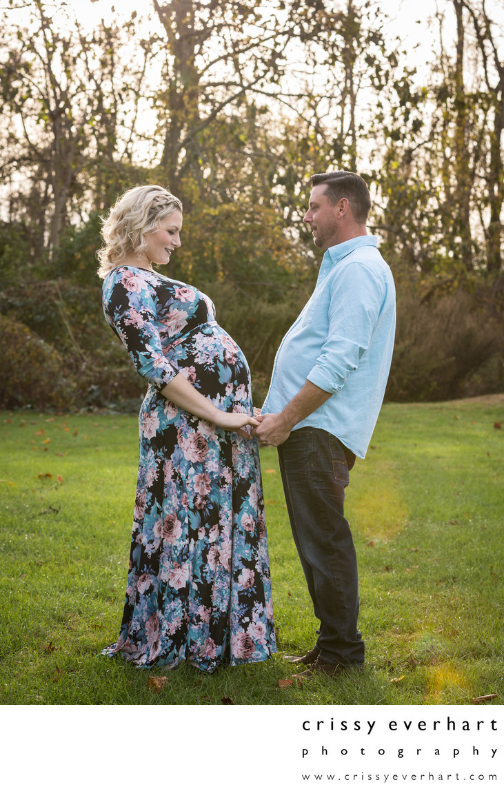 Pregnancy Pictures in Malvern, Chester County