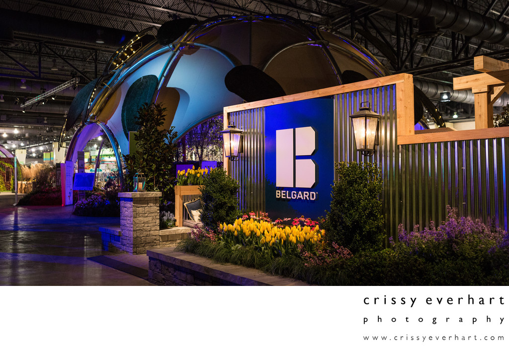 Philadelphia Flower Show Convention Photography
