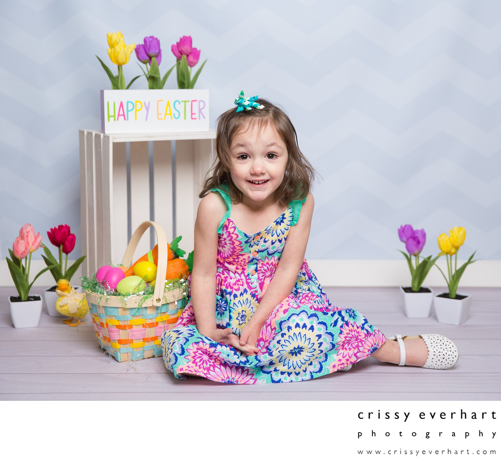 Easter Photos - In Studio Mini Sessions
