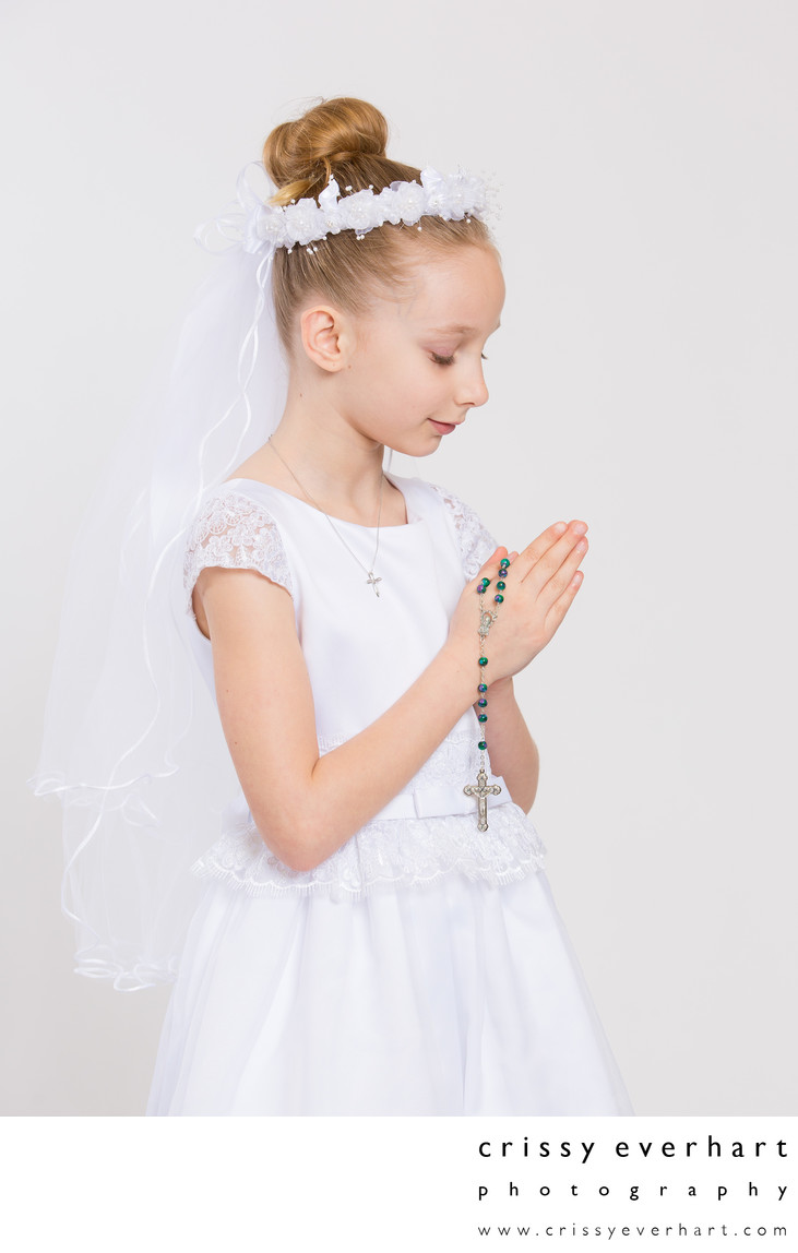 1st Holy Communion Portraits