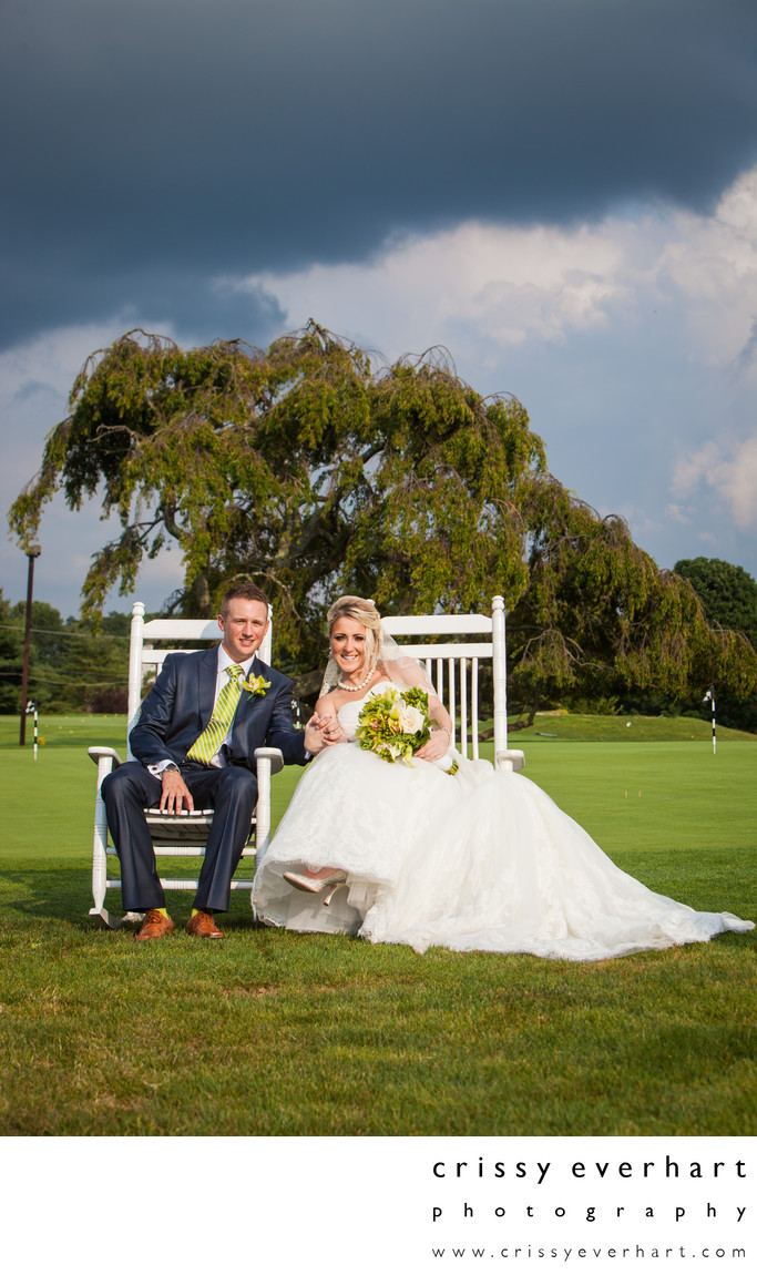 Penn Oaks Golf Club in West Chester, PA - Fun Weddings