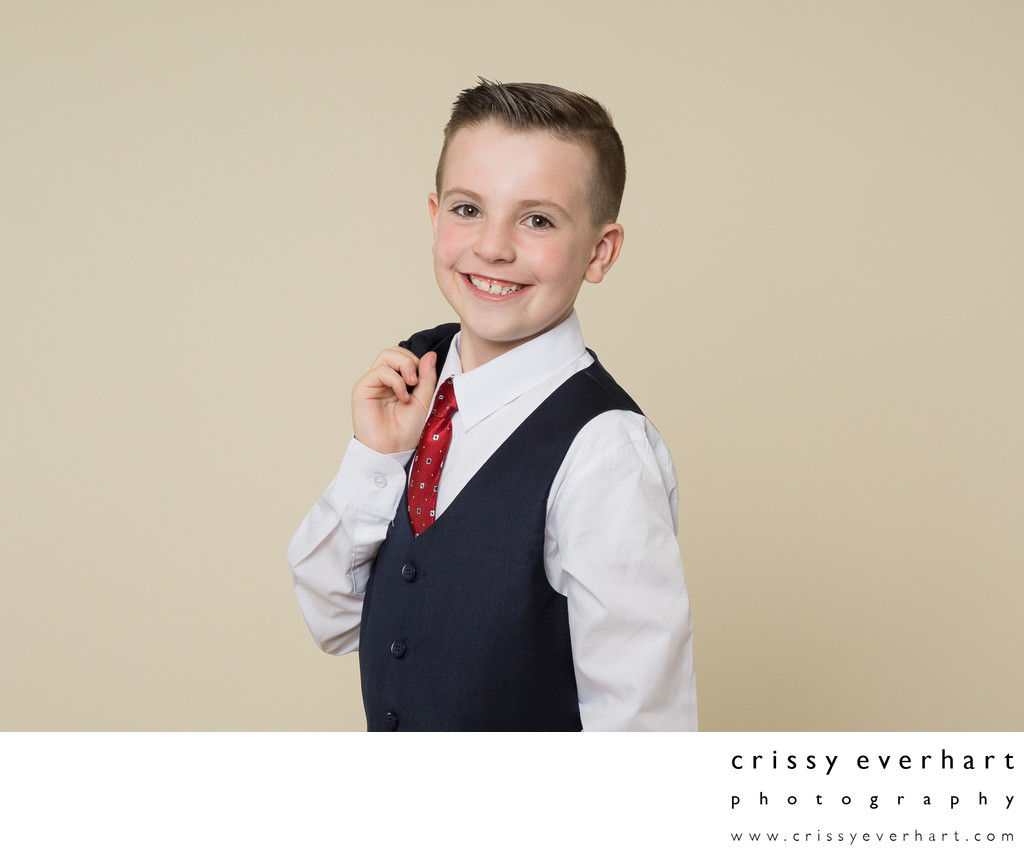 First Holy Communion Photos of Boy