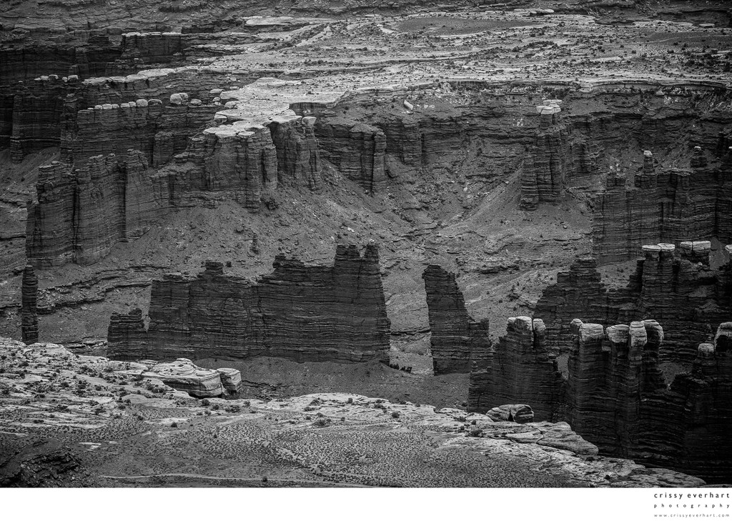 Canyonlands National Park B&W Photography