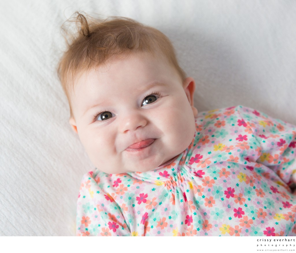Three Month Old - Children's Portrait Studio
