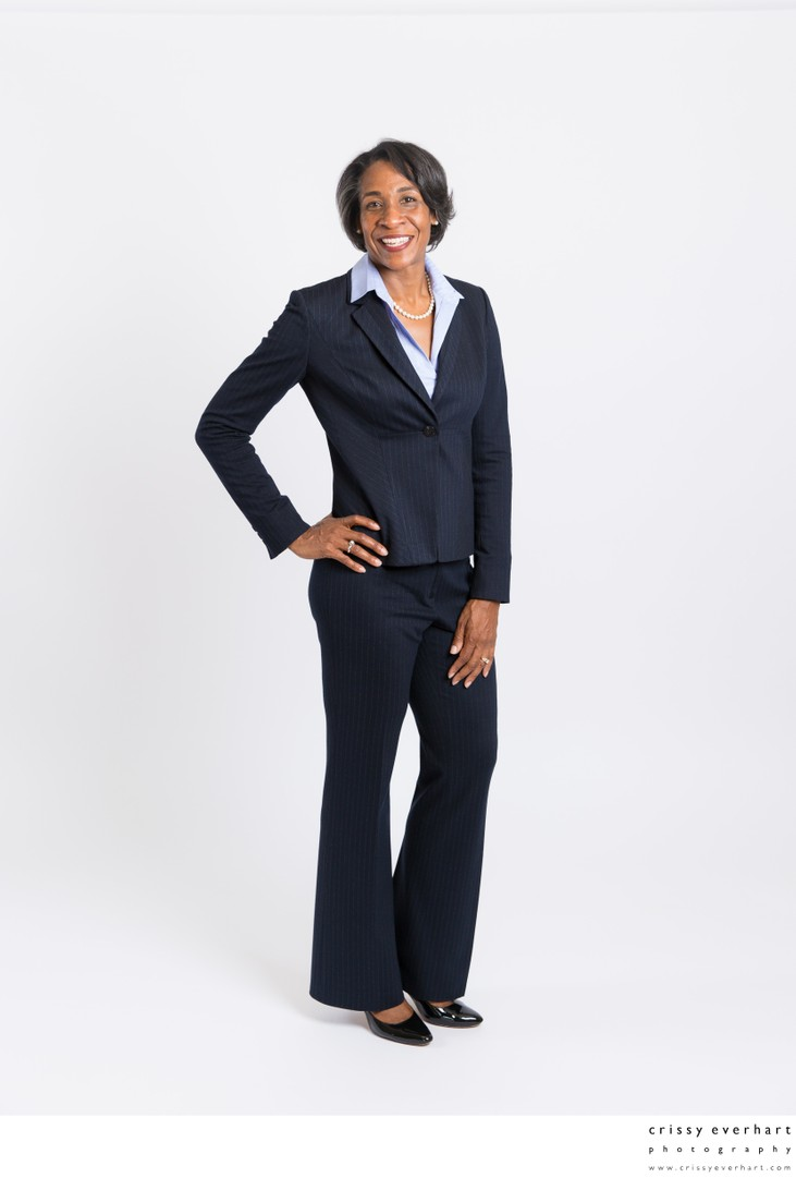 Full Length Business Portraits