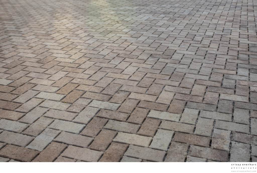 Permeable Paver Photography
