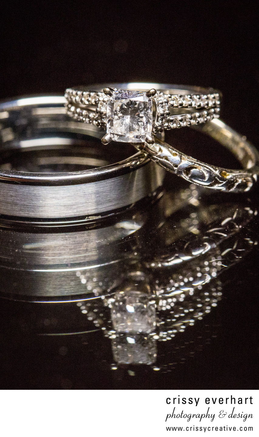 Chester County Wedding Photographer - Wedding Rings
