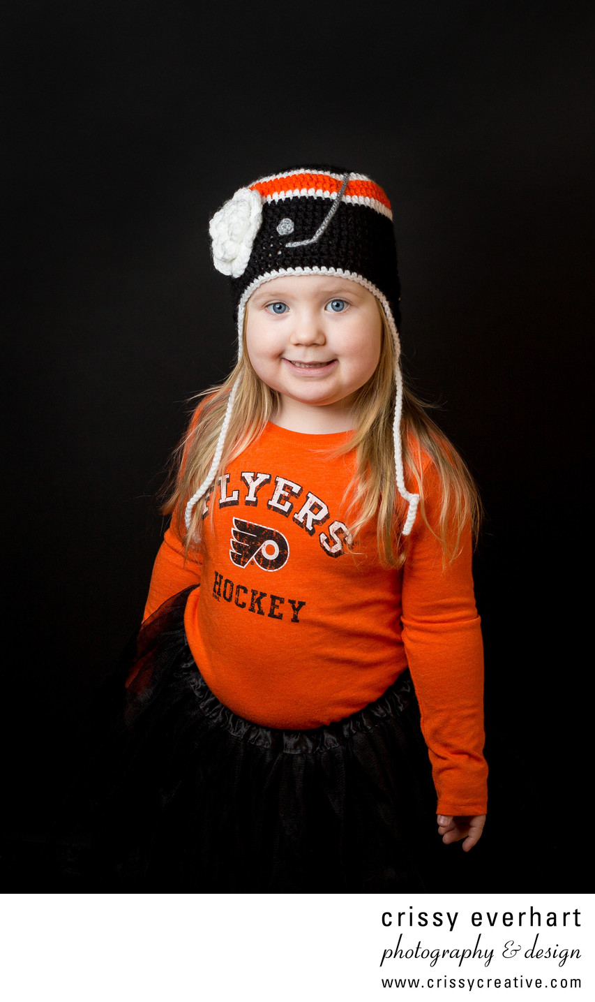 Philadelphia Flyers - Sports Themed Photo Sessions