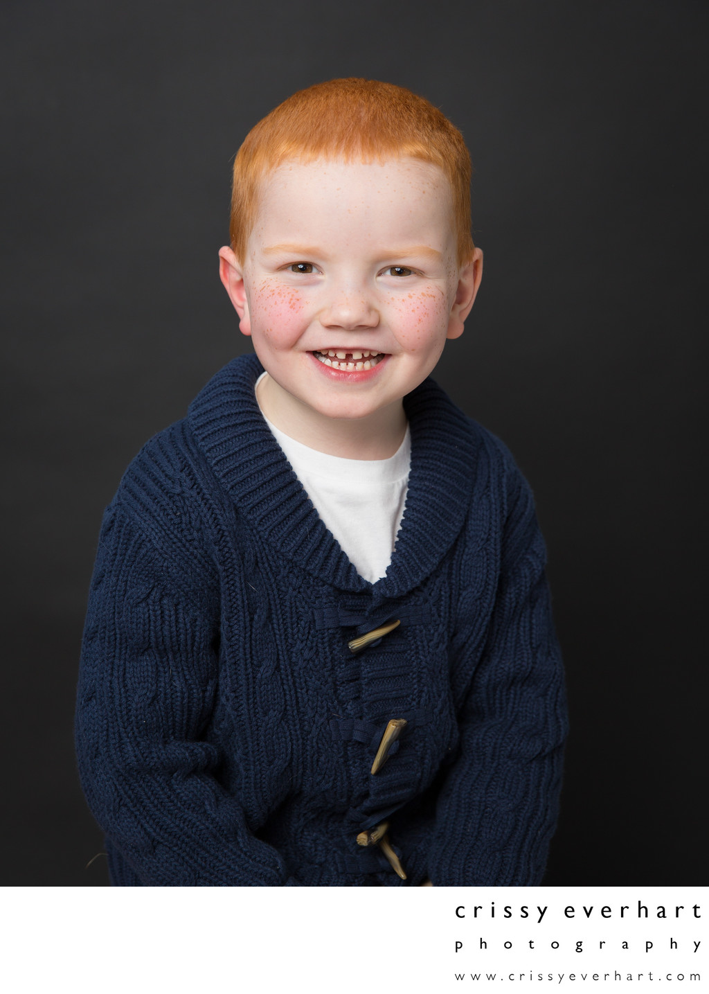 Traditional Children's Portraiture - Studio Photos