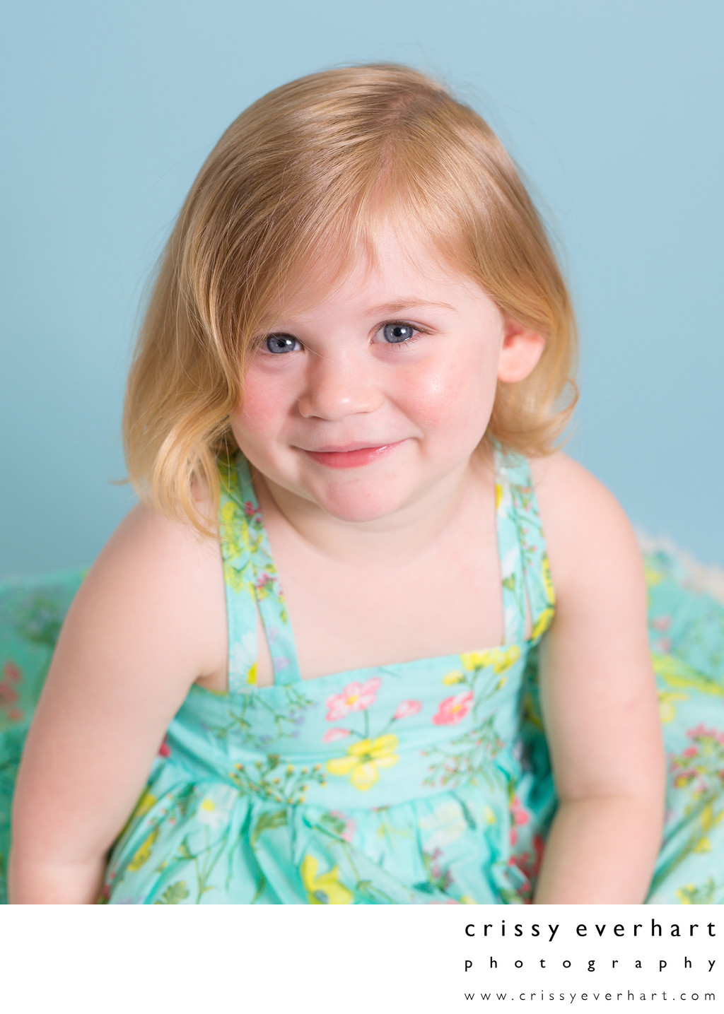 PreSchool Photographer - School Portrait Day