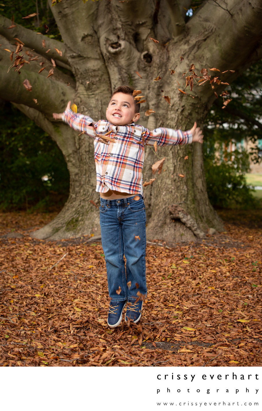 Extraordinary Fall Photos of Kids in PA