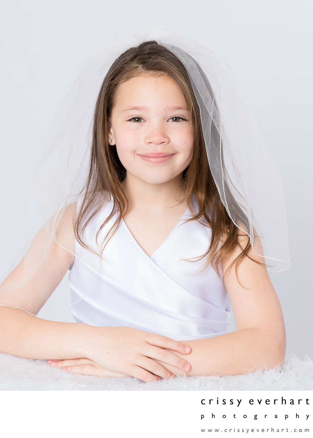 In Studio First Holy Communion Photos