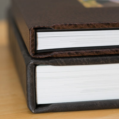 ArtBook vs PhotoBook spines and page thicknesses