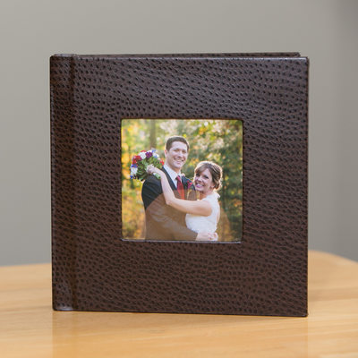 Wedding Album PhotoBook with image cut out