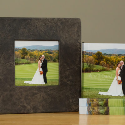ArtBook and PhotoBook minis Wedding Albums
