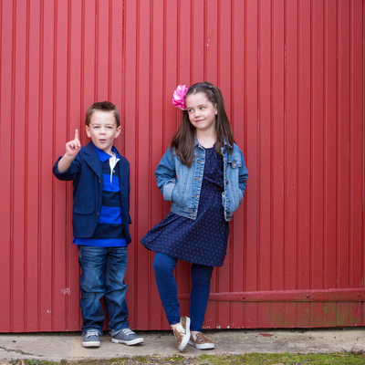 Blue Bell, PA - Children's Portraits with Personality