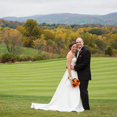 New Jersey Golf Club Weddings at Ballyowen