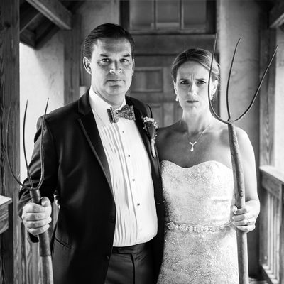 Historic Yellow Springs Wedding Photographer
