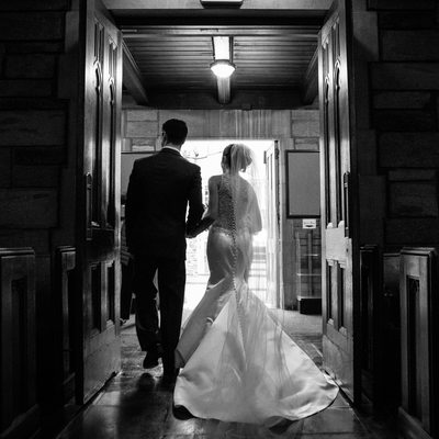 St. Agnes West Chester Wedding Photographer