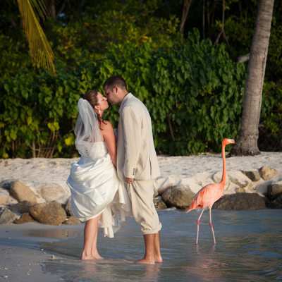 Renaissance Island Aruba Destination Wedding
