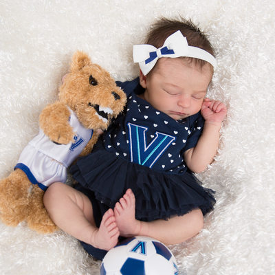 Future Villanova Wildcat Soccer Star