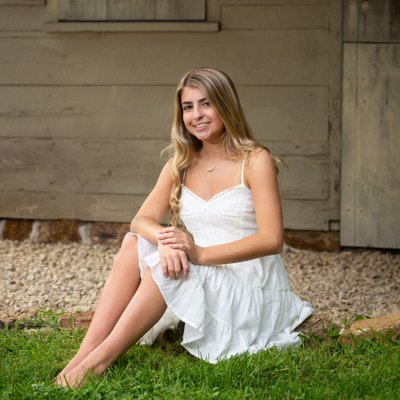 Senior Portrait Photography Studio