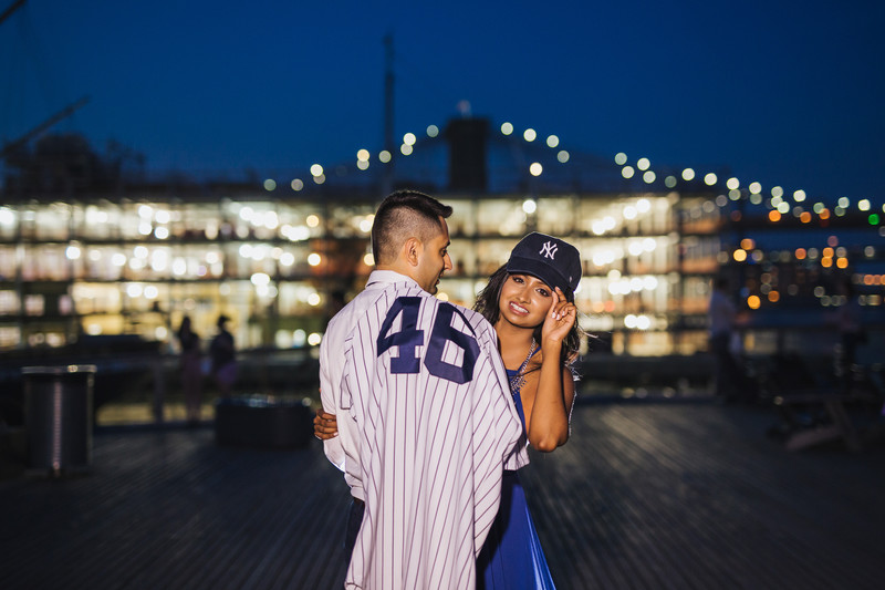Manhattan Engagement Photos