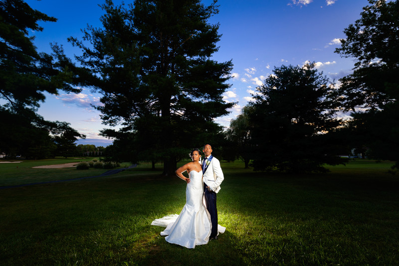 Garden Wedding in Richboro PA | Northampton Valley