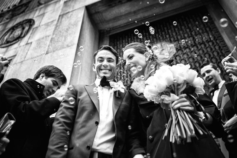 TriBeCa Wedding Photographers