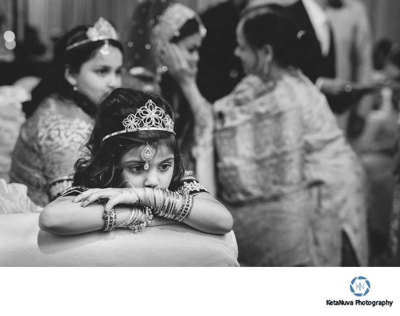 Candid Moment - South Asian Wedding Photography NY