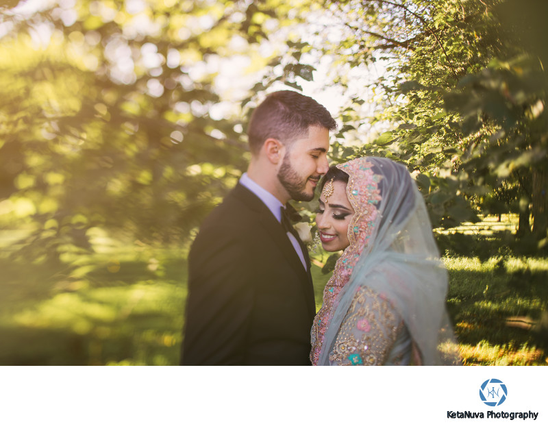 Creative Couple Portraits Pakistani Wedding Photographers