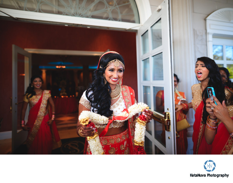 Candid Moment Indian Wedding Photography Central NJ