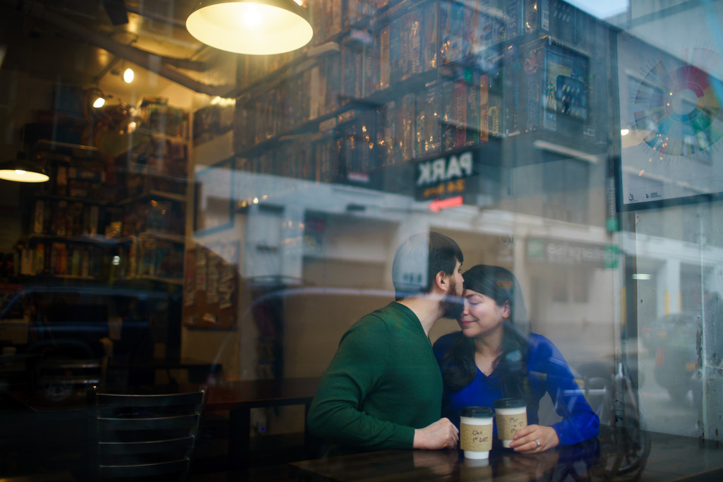 West Village NYC Engagement Shoot