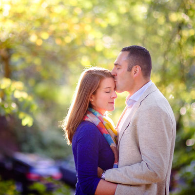 Fort Tryon Park Engagement Photographer, NYC Engagement