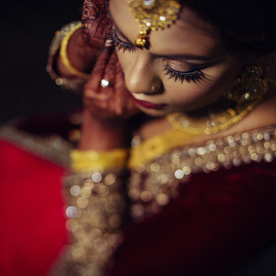 Getting Ready Indian Wedding Photography NJ Ny