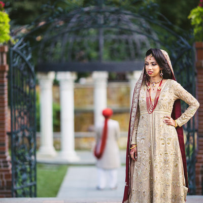 Elegant South Asian Wedding Photographer