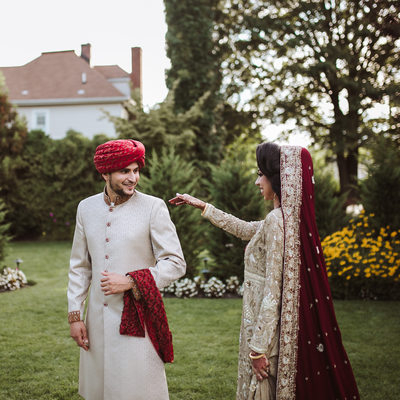 Beautiful Pakistani Wedding Photography New York
