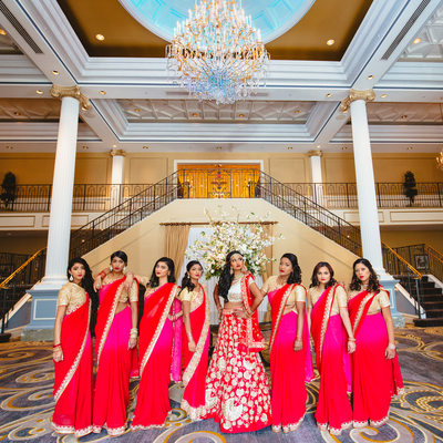 Central Jersey Indian Wedding Photographer