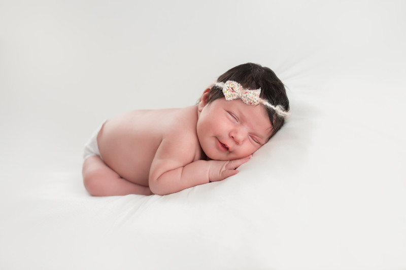newborn photographer brea modern baby photography