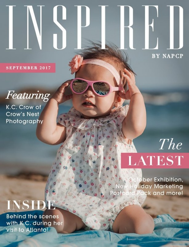 Inspired Magazine Featuring Orange County Photographer