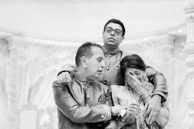 Jay & Rakhee Indian Wedding  - Hilton park Lane