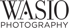 San Diego Photographer Logo - WASIO photography